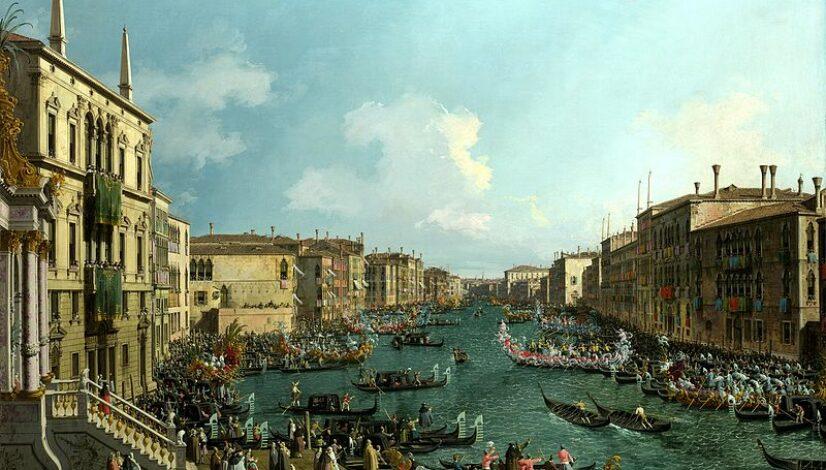 Giovanni_Antonio_Canal_il_Canaletto_-_Regatta_on_the_Canale_Grande_-_WGA03904